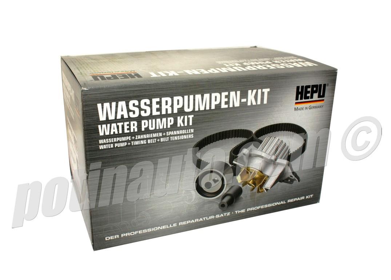 kit de distribution pompe eau kit distribution avec. Black Bedroom Furniture Sets. Home Design Ideas